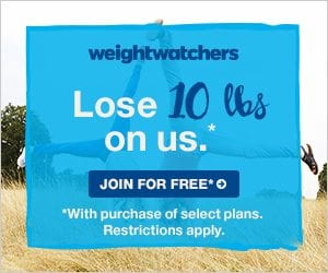Weight Watchers  Coupons - Join Free