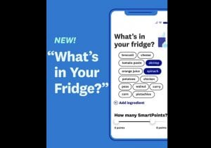 weight watchers whats in your fridge